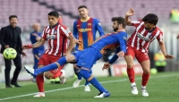 أتلتيكو مدريد يمتلك الأفضلية في صراع الأمتار الأخيرة على اللقب