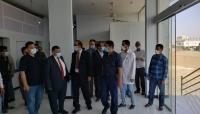 """افتتاح مبنى مستشفى الطوارئ التابع لهيئة مستشفى الجوف بـ""""مأرب"""""""