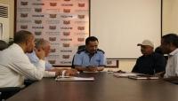 لقاء تشاوري لمناقشة آلية التحقيق في الانتهاكات الحوثية ضد الكادر التربوي