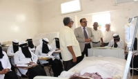 وزير الصحة يؤكد أهمية مخرجات معهد العلوم الصحية في المهرة