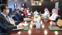 المبعوث الأمريكي يناقش مع السفير السعودي جهود وقف إطلاق النار في اليمن