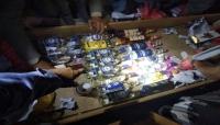 """مدير أمن الشمايتين لـ""""يمن شباب نت"""": القبض على زعيم خلية بيع وتهريب الممنوعات بتعز"""