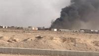 العراق.. تعرض أحد معسكرات الحشد الشعبي لقصف جوي
