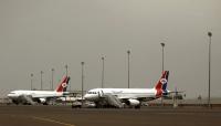 الخطوط اليمنية توجه رحلاتها إلى مطار جيبوتي بسبب عدم توفر الوقود بمطار عدن