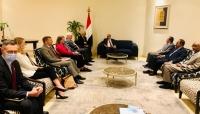 ليندركينغ: الوضع في اليمن يتطلب إعادة إحياء الأنشطة الاقتصادية وكل مصادر الطاقة