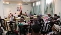 وزير الداخلية يعلن بدء تجنيد 3 آلاف فرد من أبناء وادي وصحراء حضرموت