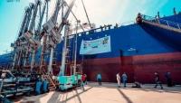 عدن: وصول الدفعة الرابعة من منحة المشتقات النفطية السعودية